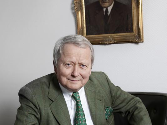 Dr. Wolfgang Porsche wird 70