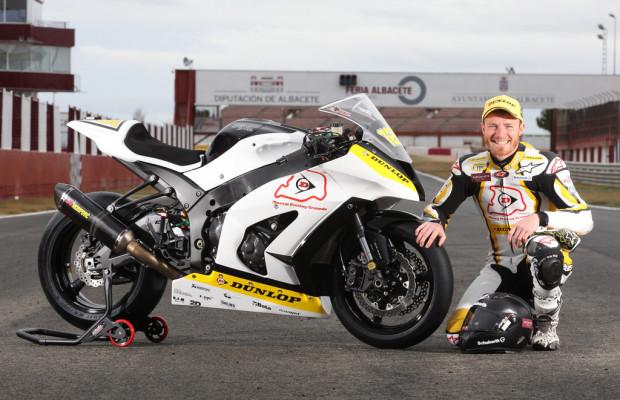 Dunlop setzt im Motorradsport auf eigenes Testteam