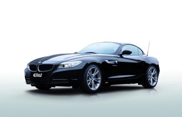 Eibach hat Fahrwerk für BMW Z4 im Programm