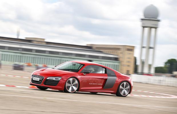 Einmal E und einmal G: Audi alternativ