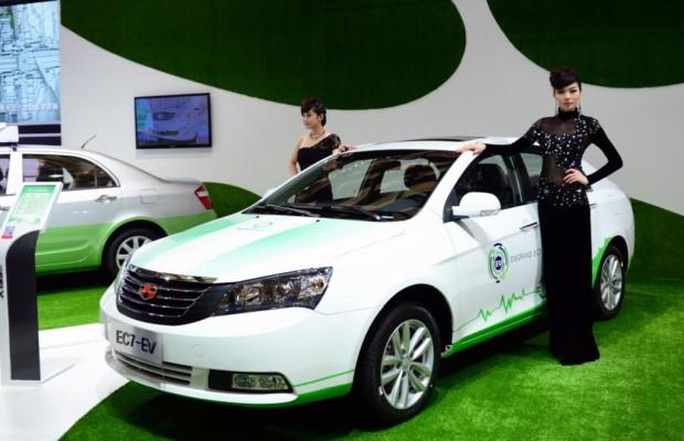 Elektromobilität - US-Autobauer setzen in China weiter auf E-Autos