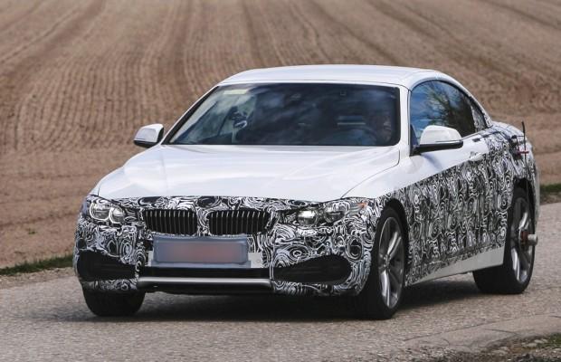 Erwischt: Erlkönig BMW 4er Cabrio – Weitere Hüllen fallen