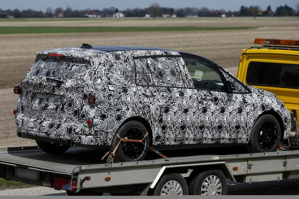 Erwischt: Erlkönig BMW Active Tourer – Codename Kätzchen