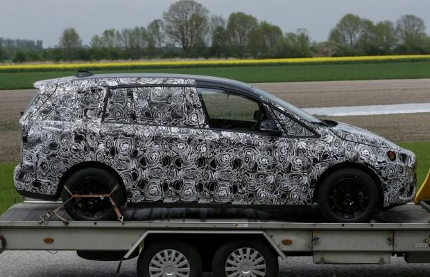 Erwischt: Erlkönig BMW Compact Activity Tourer – Vorbote großer Dinge