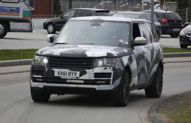 Erwischt: Erlkönig Range Rover mit langem Radstand – Size matters!