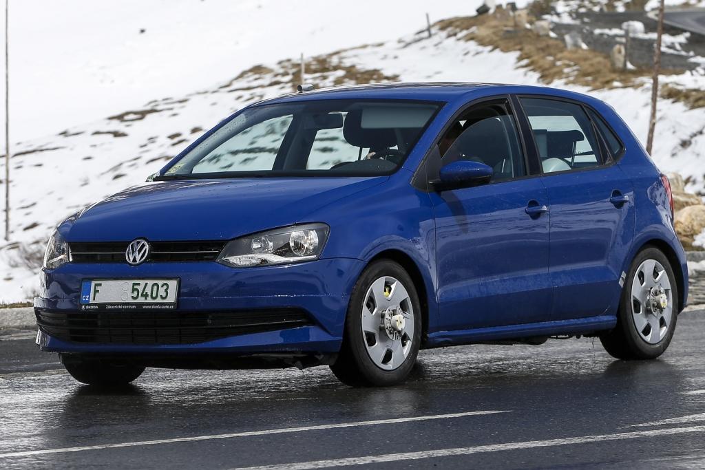 Erwischt: Erlkönig VW Polo – Kaum der Rede Wert
