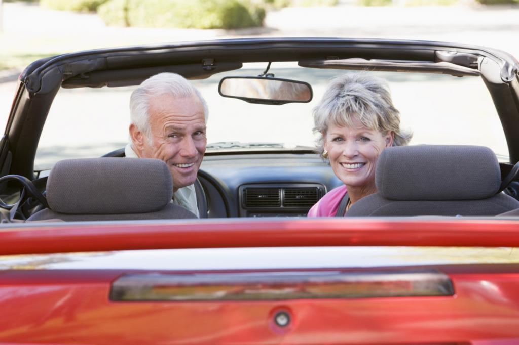 Führerschein-Check für Senioren - Doch kein Tabuthema