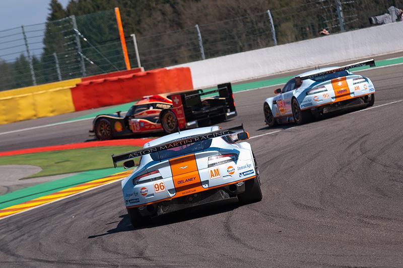 FIA-WEC 2013 in Spa - Audi holt sich das ganze Treppchen
