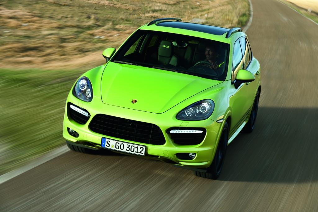 Fahrbericht Porsche Cayenne GTS: Kontrabass mit Nehmerqualitäten