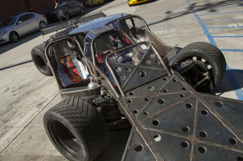 Fast & Furious 6 - Das Auto als Waffe