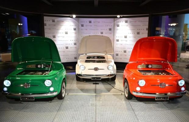 Fiat-Kühlschrank - Ein Cinquecento für die Küche