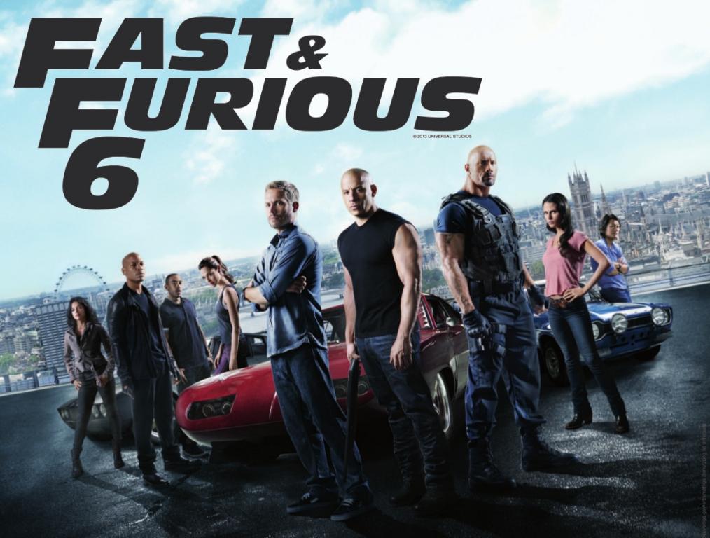 Filmkritik: »Fast & Furious 6« - Vom Leben und Sterben einer Familie
