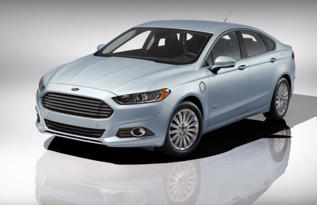 Ford Fusion holt die höchsten US-Sicherheitsauszeichnungen