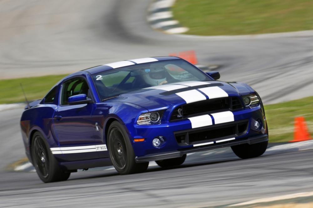 Ford Mustang Shelby GT500 - Ganz bestimmt kein Ponyreiten