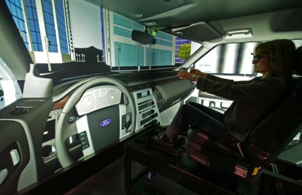 Ford-Prototypen entstehen in virtueller Realität