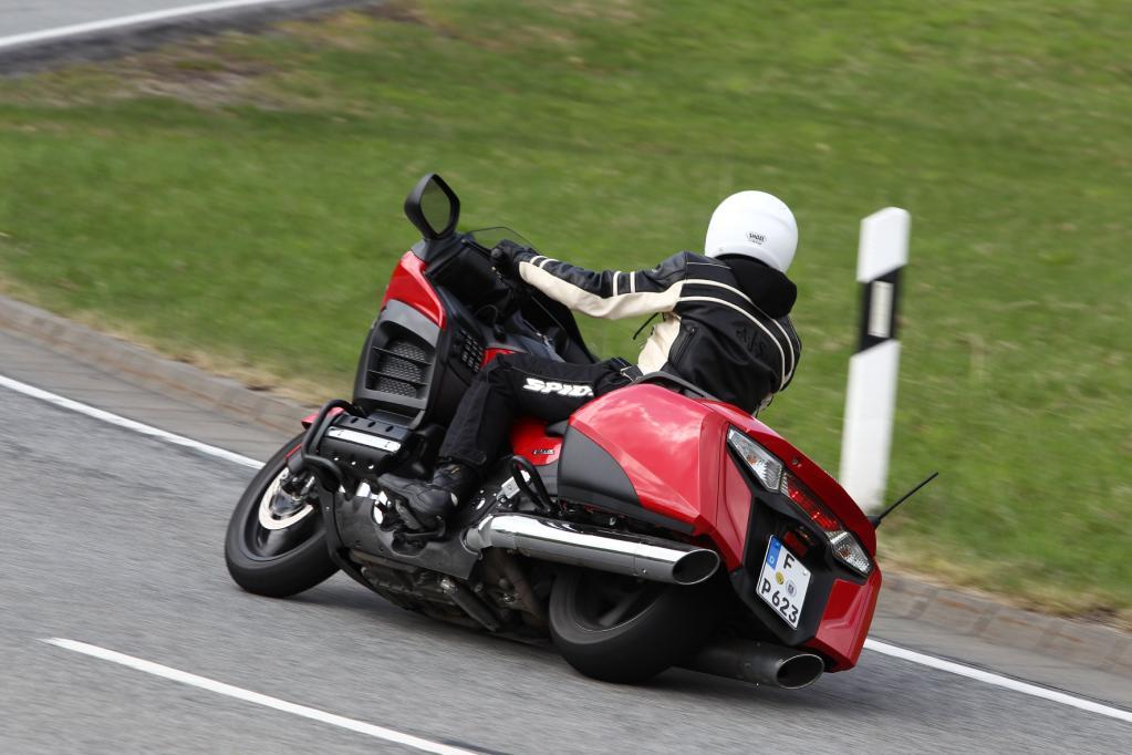 Honda F6B: