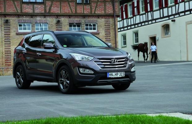 Hyundai Santa Fe erhält