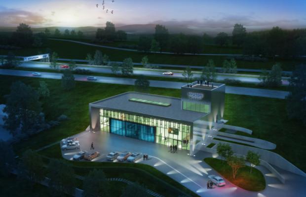 Hyundai-Testzentrum am Nürburgring wird im August fertig