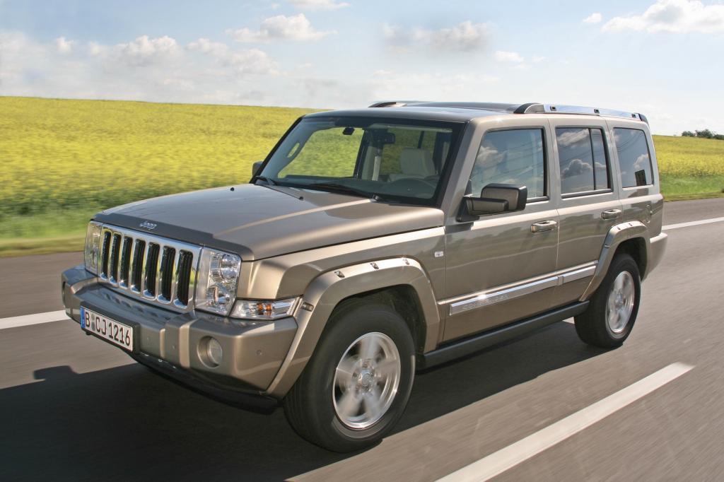 Jeep-Rückruf - Automatik-Fehler lässt Geländewagen losrollen