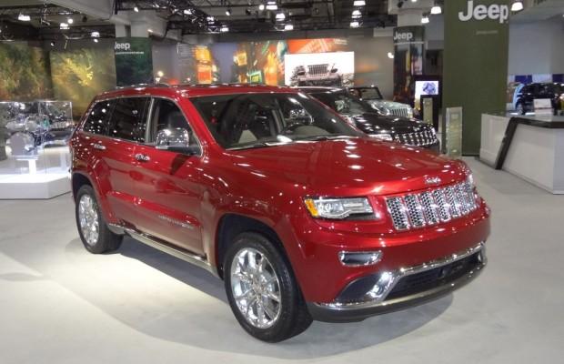 Jeep stellt Grand Cherokee bei