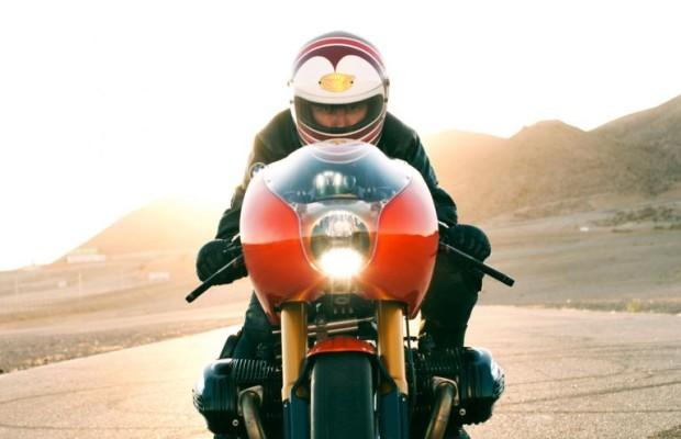 Jubiläums-Motorrad von BMW