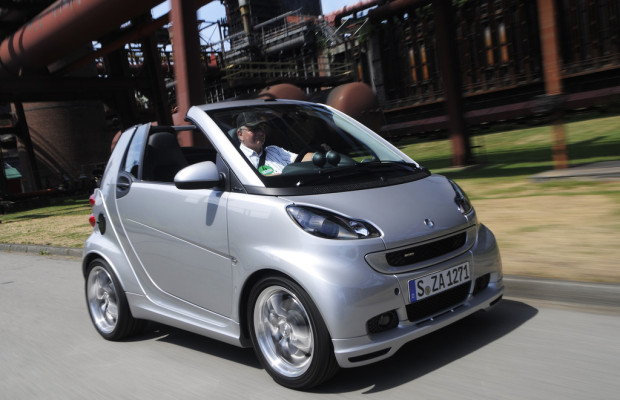 Kfz-Haftpflicht: Cabrio-Besitzer fahren oft günstiger