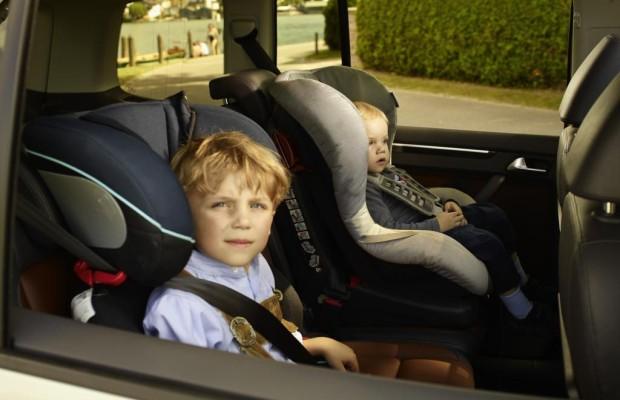 Kindersitze im Test - Teuer ist nicht automatisch gut
