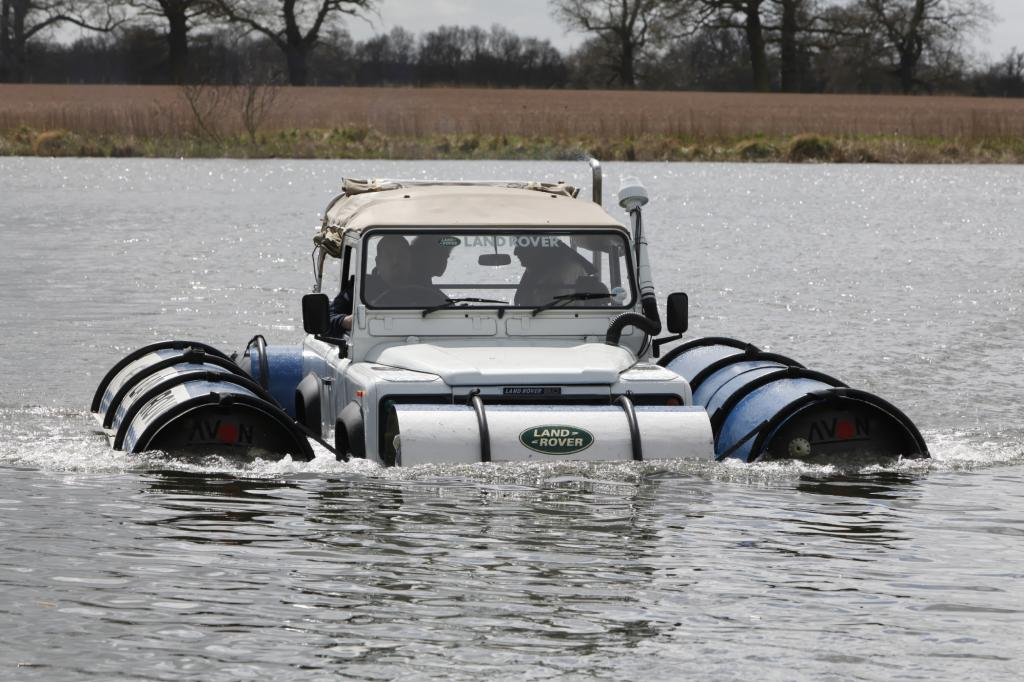 Längst ist Land Rover eine Lifestyle-Marke geworden