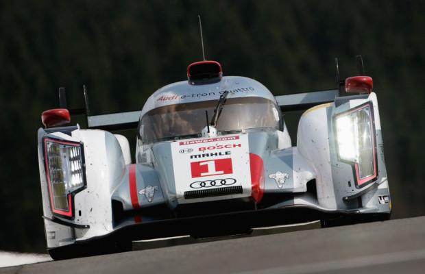 Le Mans: Audi hat eine Siegesquote von 78,6 Prozent