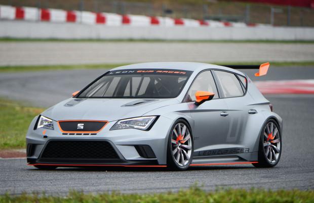 Leon Cup Racer: Seats Zukunft im Motorsport