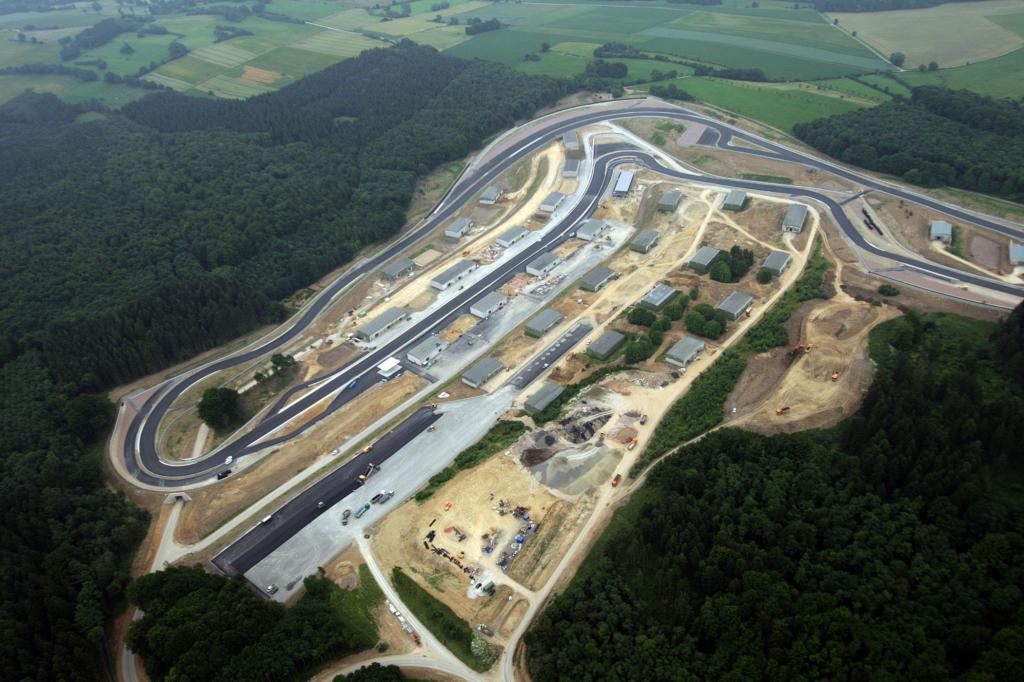 Luftaufnahme Bilster Berg
