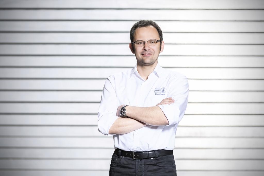 Martin Flick übernimmt Leitung Motorsport Bilstein