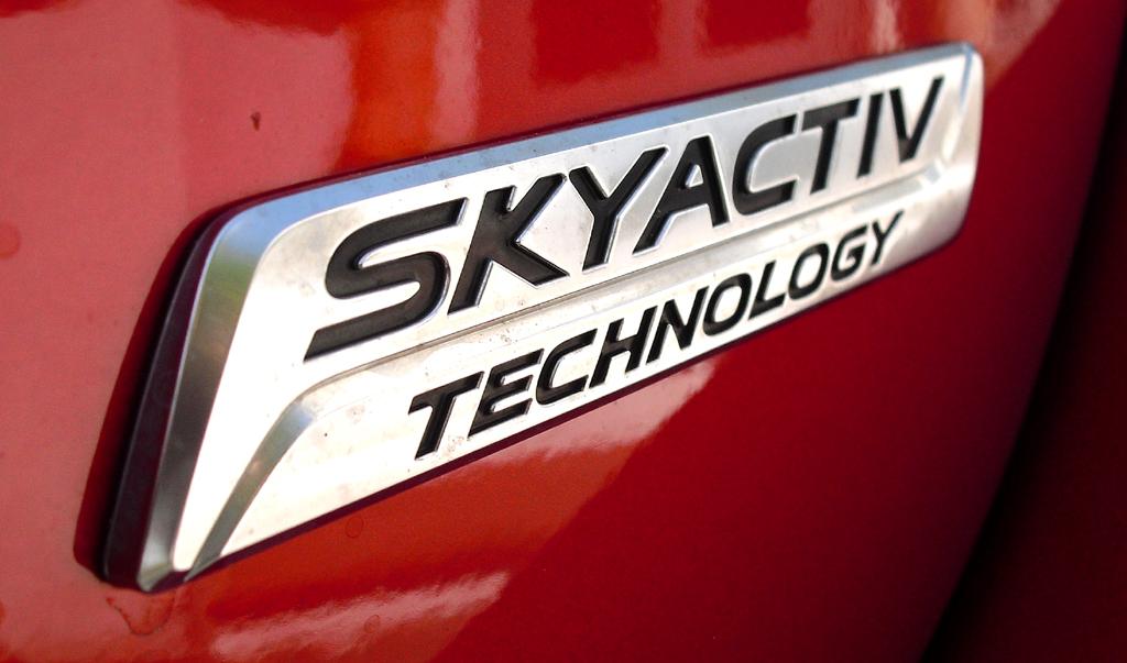 Mazda6: Skyactiv steht bei den Japanern für spritsparende und schadstoffärmere Technologie.