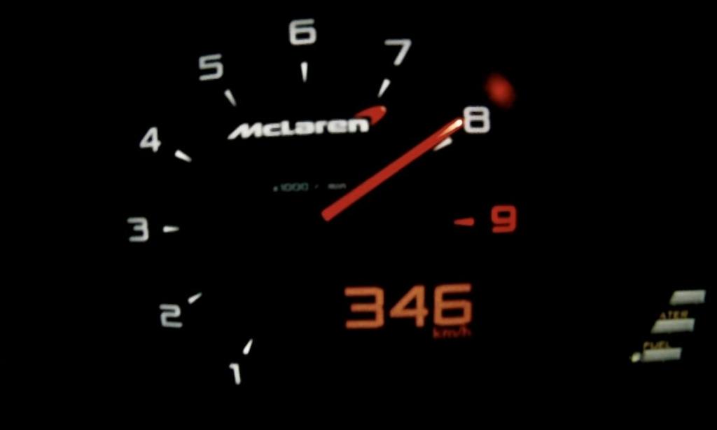 McLaren MP4-12C Spider schneller als vom Hersteller angegeben
