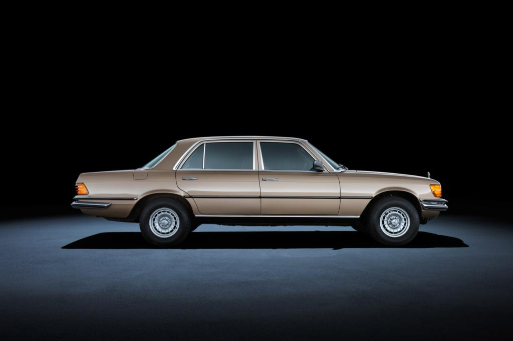 Mercedes 450 SEL 6.9 1980