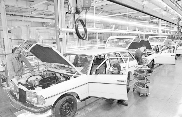 Mercedes-Benz Werk Bremen feiert Jubiläum