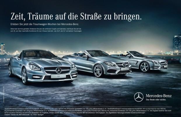 Mercedes-Benz startet Kampagne für