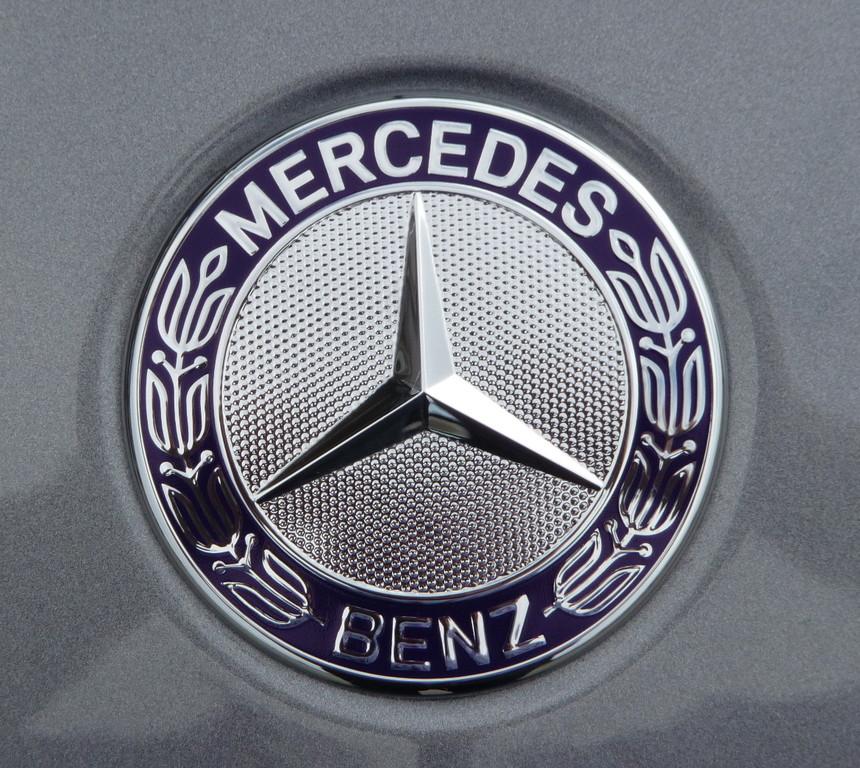 Mercedes-Benz steigert Absatz auf Rekordniveau