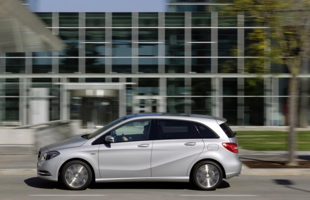 Mercedes: Defekte Rückbank bei der B-Klasse