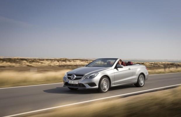 Mercedes E 250 Cabriolet - Die feine Freiheit