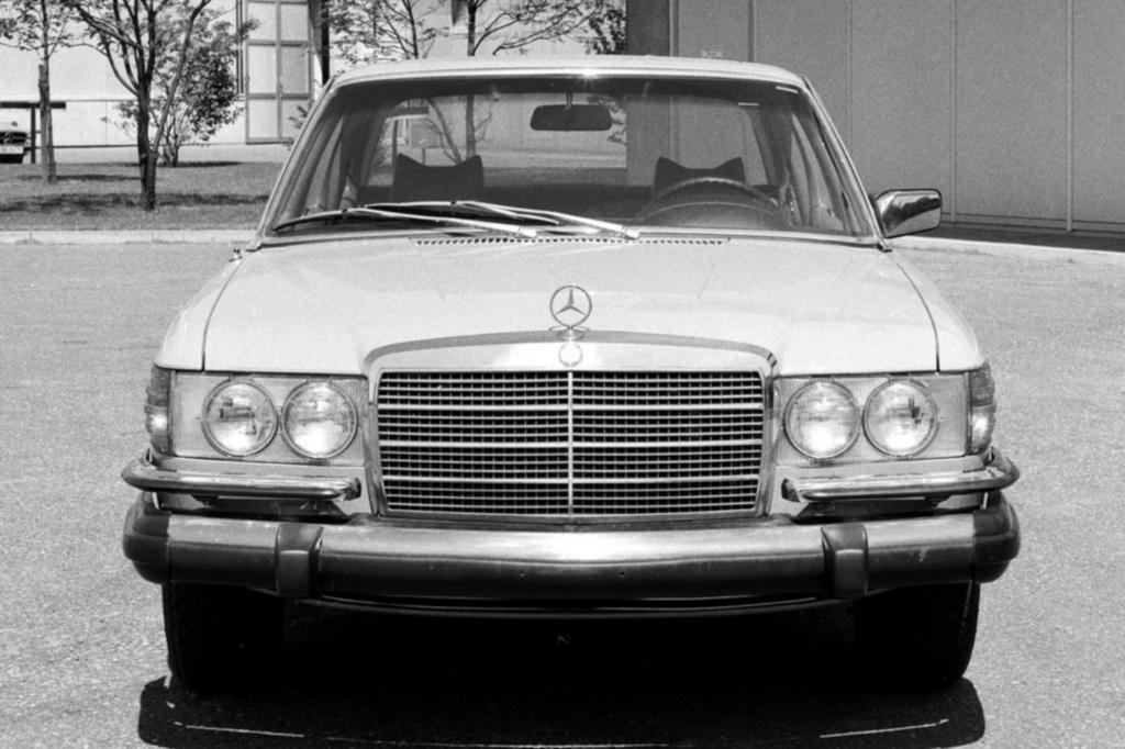 Mercedes S-Klasse W116 Typ 450 SE ab 1974
