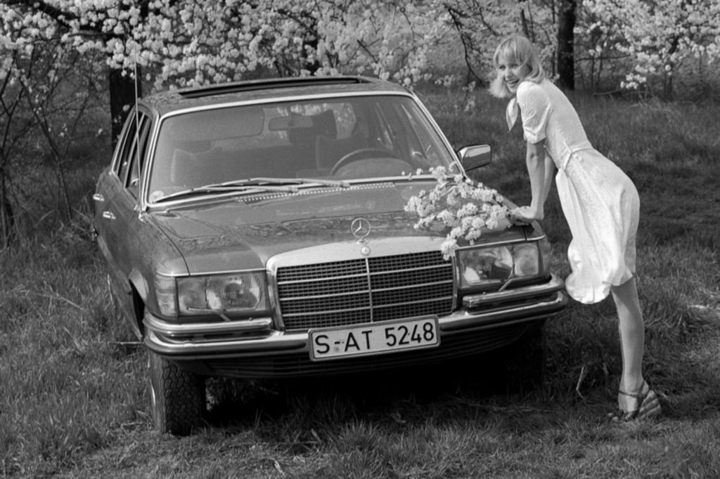 Mercedes S-Klasse W116 Typ 450 SEL 6.9 ab 1975