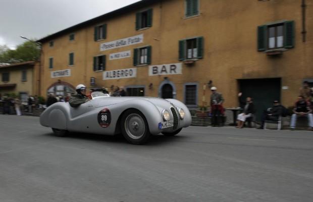 Mille Miglia 2013: Teilnehmerrekord mit 400 Fahrzeugen