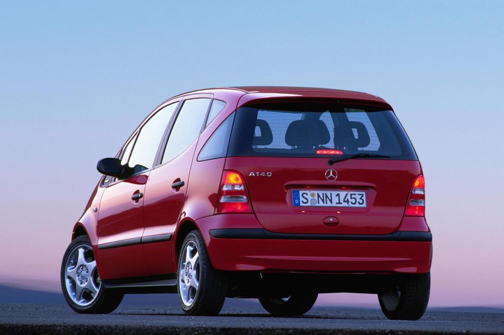 """Mit ihrem Ruf als """"Rentner-Auto"""" kann sie allerdings nicht mit den aktuellen Trend-Wagen konkurrieren"""