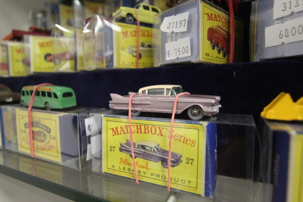 Mit mehr als drei Milliarden Fahrzeugen zählt die Spielzeugmarke zu den größten Automobilherstellern der Welt