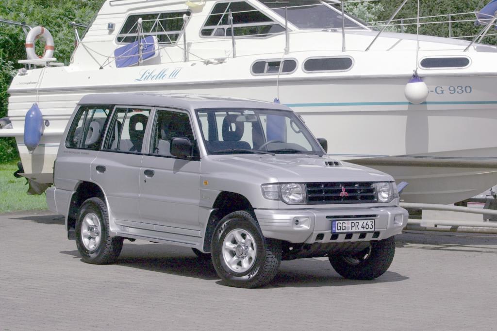 Mitsubishi Pajero Classic ab 2002