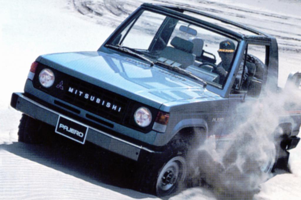 Mitsubishi Pajero ab 1983