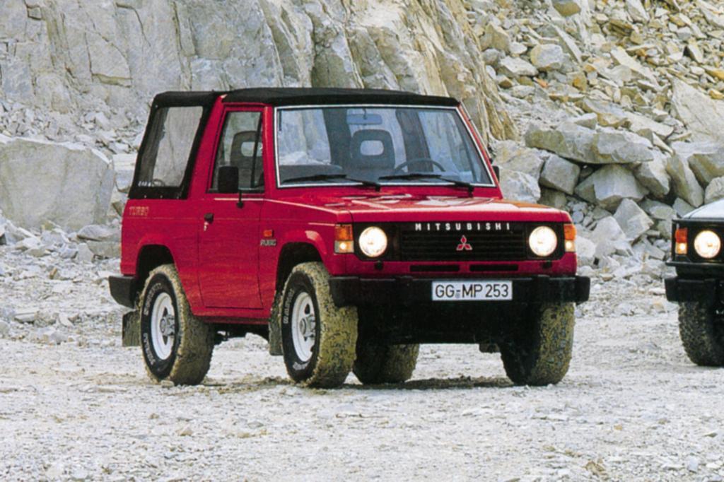 Mitsubishi Pajero ab 1989