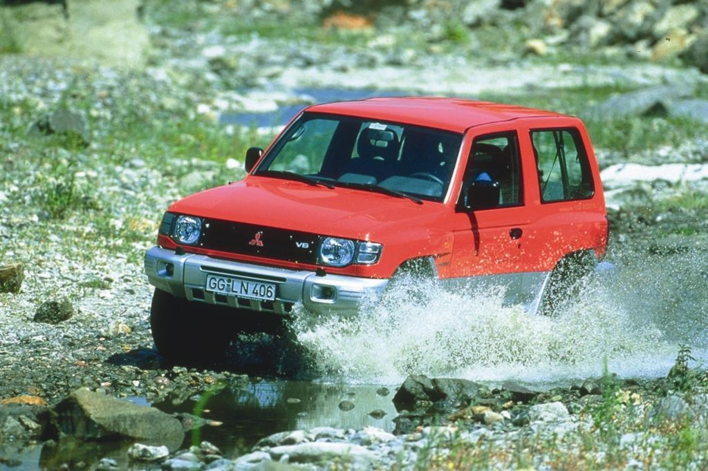Mitsubishi Pajero ab 1997