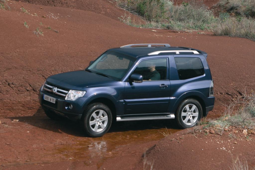 Mitsubishi Pajero ab 2007
